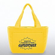 Color Pop Value Cooler Tote - Your Superpower