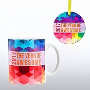 Cheerful Holiday Gift Set - 2017: The Year Of Awesome