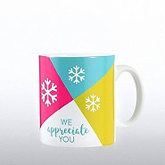 Full O' Joy Value Mug - We Appreciate You