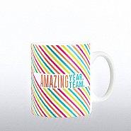 Full O' Joy Value Mug - Amazing Year. Amazing Team.