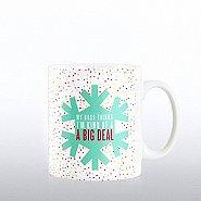 Full O' Joy Value Mug- My Boss Thinks I'm Kind Of A Big Deal