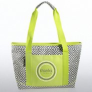 Designer Cooler Tote - Thanks for All You Do