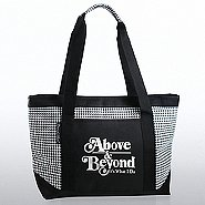 Designer Cooler Tote - Above and Beyond: It's What I Do