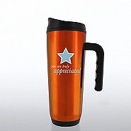 Classic Stainless Steel Travel Mug-You are Truly Appreciated
