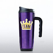 Classic Stainless Steel Travel Mug - Team Royally Awesome