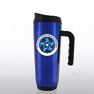 Classic Stainless Steel Travel Mug  - We Make a Difference