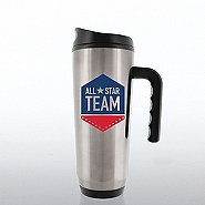 Classic Stainless Steel Travel Mug -  All Star Team