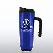 Classic Stainless Steel Travel Mug - Leading by Example