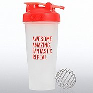 BlenderBottle Classic - Awesome, Amazing, Fantastic, Repeat