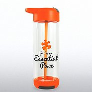 Tech-Tastic Water Bottle - You're An Essential Piece