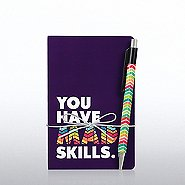 Perfect Bound Journal - You Have Mad Skills