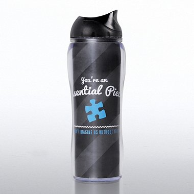 Travel Mug - Essential Piece - Blue