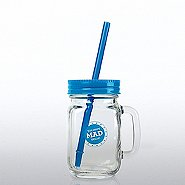 Retro Mason Jar Mug - You Have Mad Skills