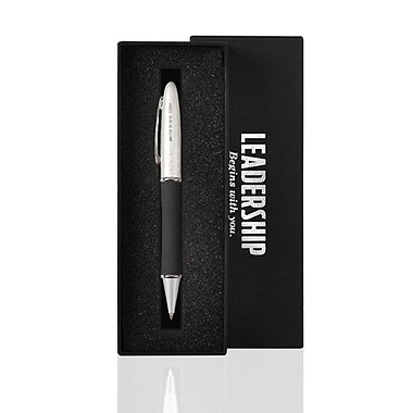 Silver Gift Pen - Leadership Begins with You
