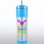 Holiday California Tumbler - We Truly Appreciate You!