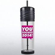 Holiday California Tumbler - You Rocked 2014