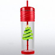 Holiday California Tumbler - Tree: Cheer to Our Year