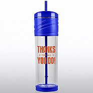 California Tumbler - Thanks for All You Do!