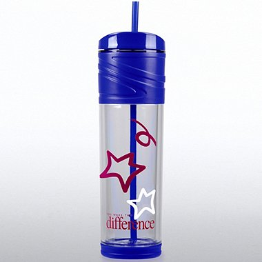 California Tumbler - You Make the Difference