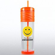 California Tumbler - Positively Awesome