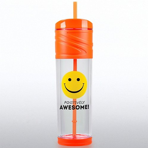 Positively Awesome California Tumbler