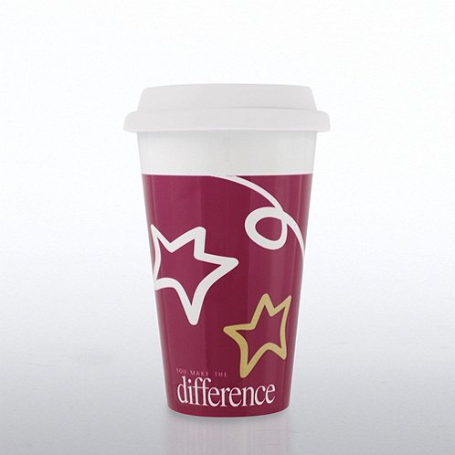 You Make the Difference I am Not a Paper Cup Ceramic Mug