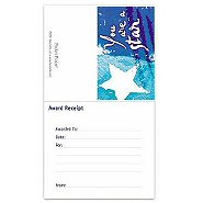 Co-worker Recognition System - You are a Star - Card Refill