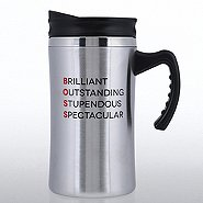 Big Sip Stainless Steel Mug - B.O.S.S.