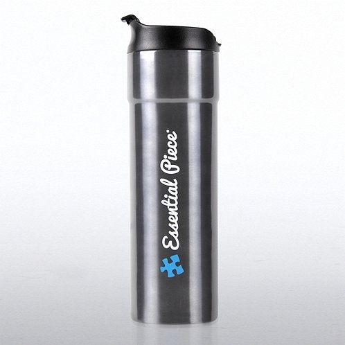 Blue Essential Piece Signature Office Mug