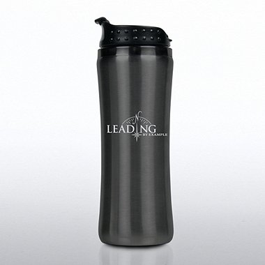 Elite Stainless Steel Travel Mug - Leading by Example