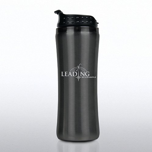 Leading by Example Elite Stainless Steel Travel Tumbler