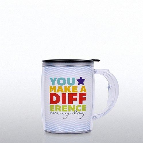 You Make a Difference Every Day Studio Mug