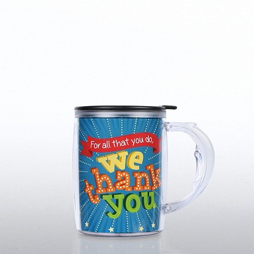 For All That You Do, We Thank You! Studio Mug