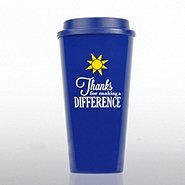 Value Travel Mug - Thanks for Making a Difference