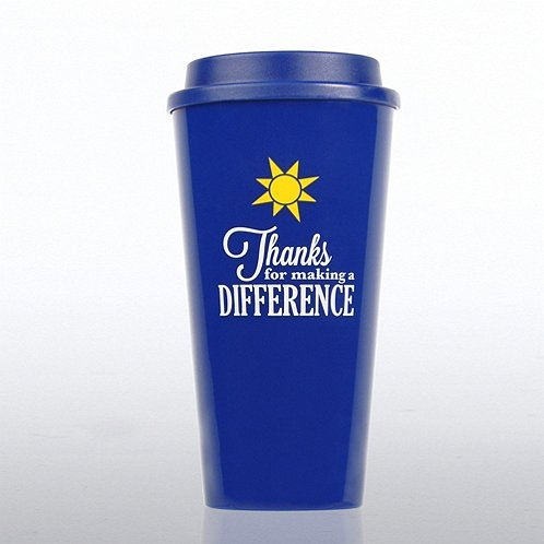 Thanks for Making a Difference Value Travel Mug