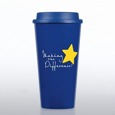 Value Travel Mug - Making the Difference