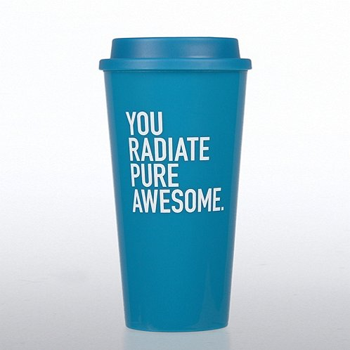 Exclamations Value Travel Mug