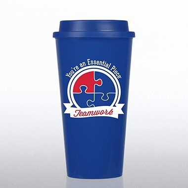 Value Travel Mug - Essential Piece - Teamwork