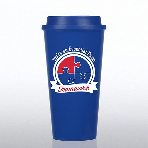 Teamwork Essential Piece Value Travel Mug