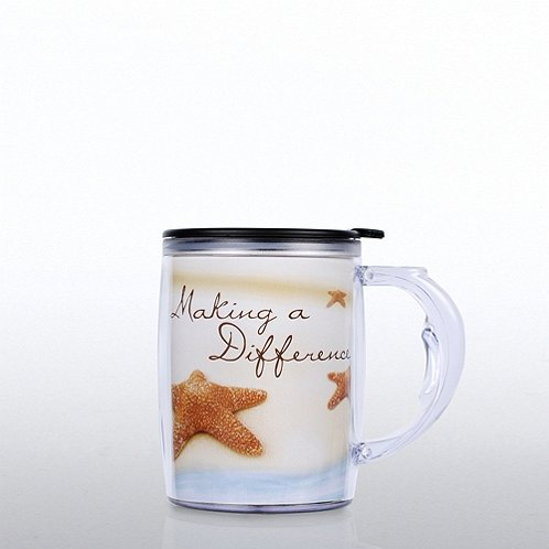 Starfish: Making a Difference Studio Mug