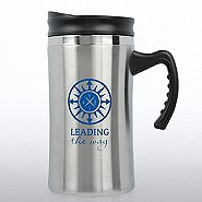 Big Sip Stainless Steel Travel Mug - Leading the Way