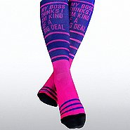 Rock'em Sock'em Socks - My Boss Thinks I Am A Big Deal