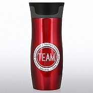 Contigo West Loop - Together Everyone Achieves More (Red)