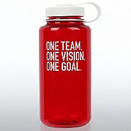 Nalgene Wide Mouth Water Bottle - One Team. One Goal.
