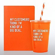 Neon Gift Set - My Customers...Big Deal