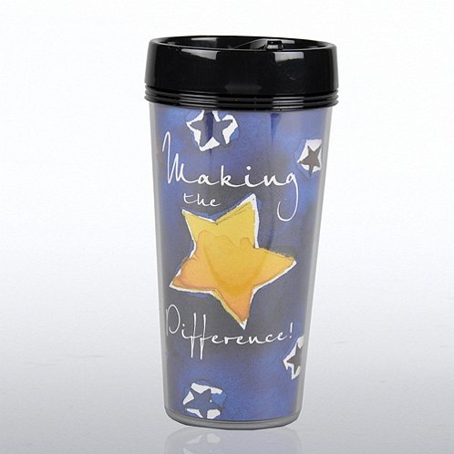 Making the Difference Travel Mug