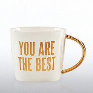 Luxe Ceramic Mug - You're the Best