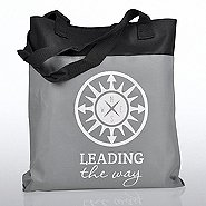 Value Canvas Tote Bag - Compass: Leading the Way