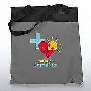 Value Canvas Tote Bag - Essential Piece Healthcare