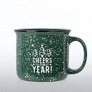 Holiday Campfire Mug - Cheers to a Great Year